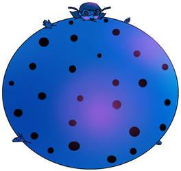 Blueberry Marinette Dupain-Cheng Lady Bug by MedalBambi