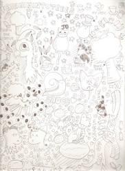 Doodles of Doodlenessssssssssss #2