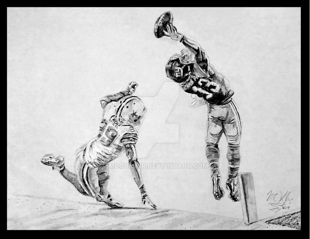 Odell Beckham Jr By Mcobbsjr On Deviantart