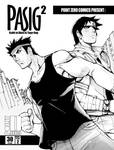 Pasig 2 Chapter 2 cover