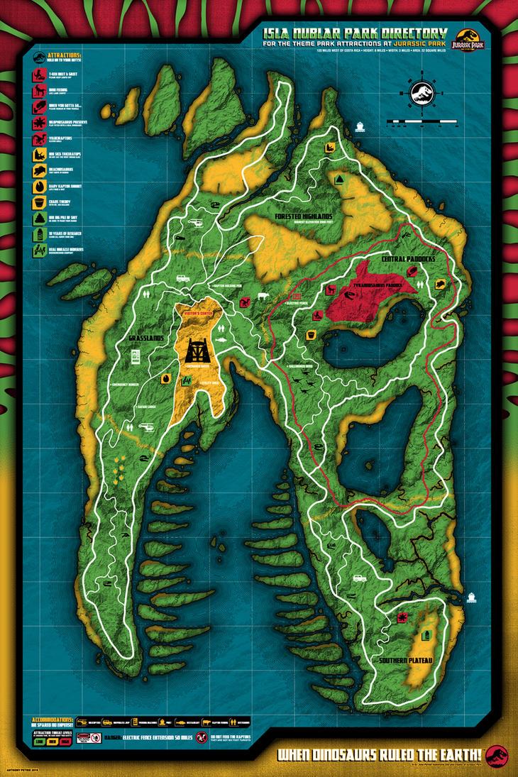 Dino Directory by APetrie74