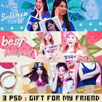 Gift for my friend by yenlonloilop7c