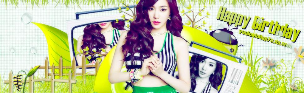 Happy Birthday Tiffany by yenlonloilop7c