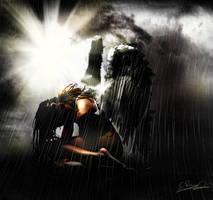 Fallen Angel by EsatBaran