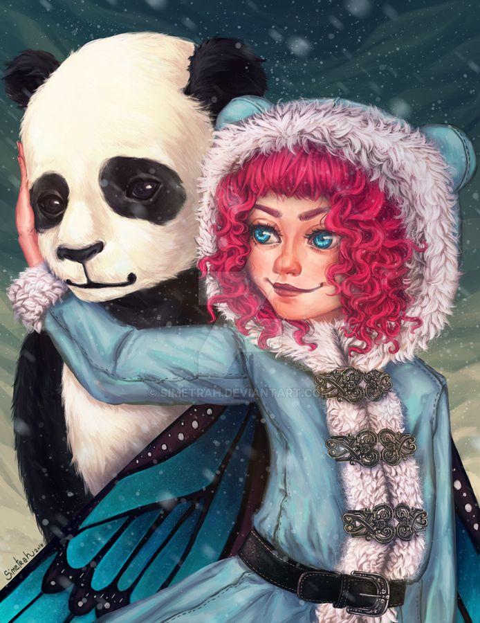 [CM] Faelys and Syberia by Simetrah