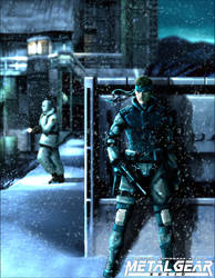MGS - Solid Snake