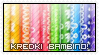Bambino Colour Pencil Stamp by Vequara