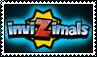 Invizimals stamp by RinaTiger-Art