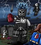 Lego Deathstorm