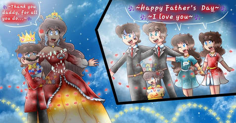 Happy Father's Day (Lovestar Universe)