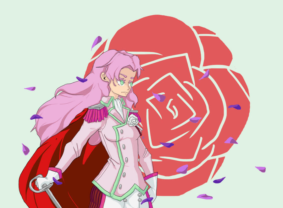 The Rose Prince Utena by luvliX3