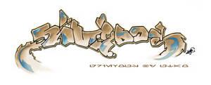 Grievous Graffiti by Utao