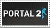 Portal 2 Stamp by Utao