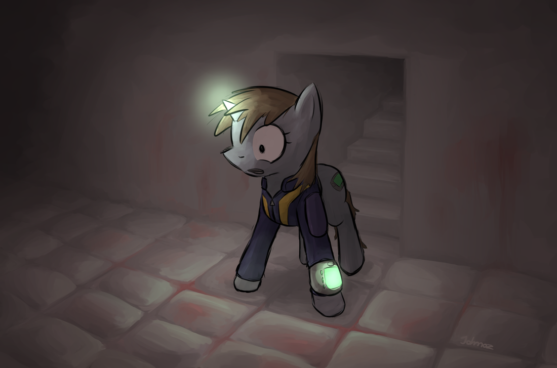 discovery in the basement by johnnoz