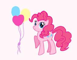 Pinkie Pie for Maja