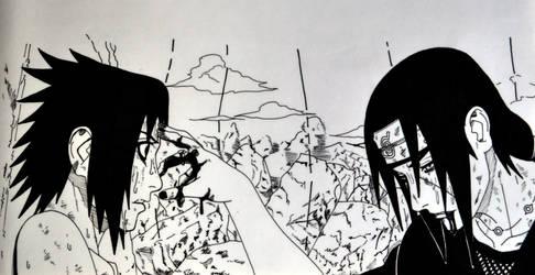 Sasuke e Itachi