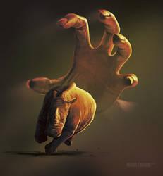 A Rhinos Terror by MMINC