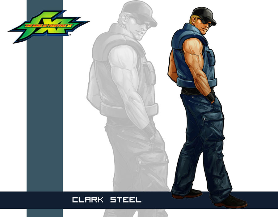 Kof Clark Dibujo Deviantart