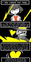 Quickshot Pt. 2( Undertale Spoiler!) by Doc-Diventia
