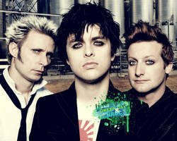 Green Day + NRDC wallpaper 10 by alexloony