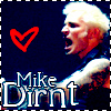 Mike Dirnt heart by alexloony