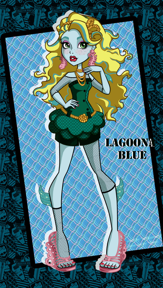 Lagoona School'S Out  +color+ by apricumart