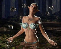 Water Magic by Kadaj777