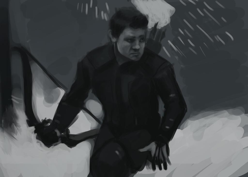 Avenger 2 sketch by Kadaj777