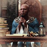 The Scholar of Alexandria