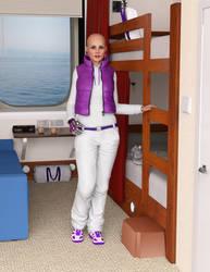 Jenna Fox - Settling into the Cabin