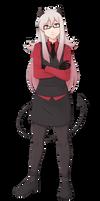 Unimpressed Devilish Detective~