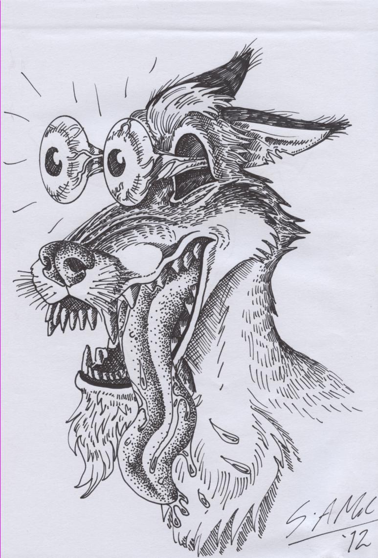 Eye-catching by duraluminwolf