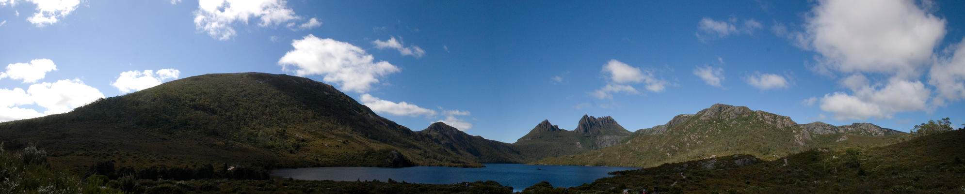 Cradle Mountain 2 by ksenior