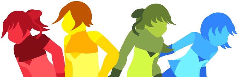 Rainbow Power by The-Legendary-Female