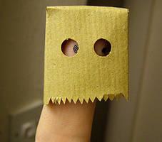 Shame finger by VampireSchulz