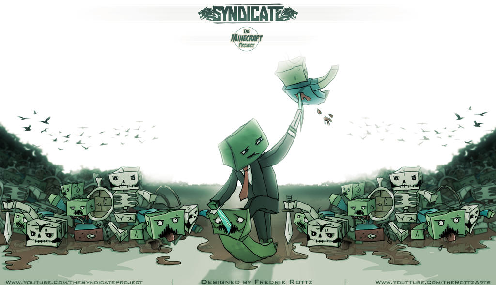 The Syndicate Project Fan Art By TheRottzArts