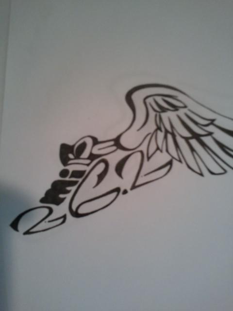 Running Tattoo Designs Tattoo Designs by Btjernigan