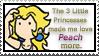 t3lp Stamp: Peach by Cherry-sama