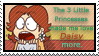 t3lp Stamp: Daisy by Cherry-sama