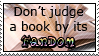 Don't Judge a Book... by Cherry-sama