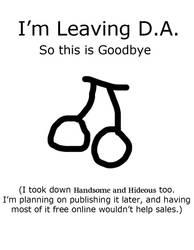 Goodbye, Deviantart
