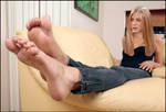 Jennifer Aniston Feet