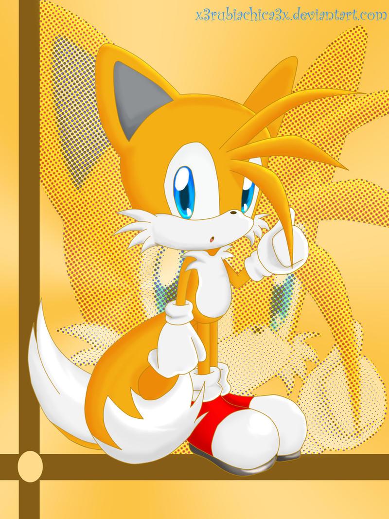 Clichés de Tails  - Page 25 Chibi_Tails_by_x3rubiachica3x