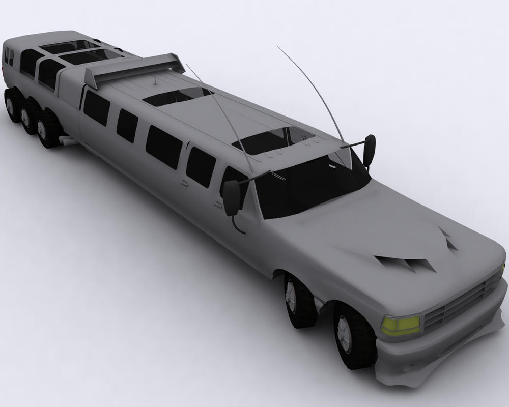 Truck Mod by todd587