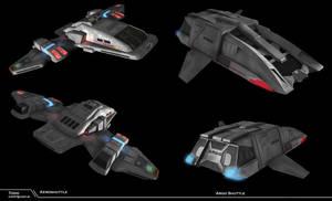 Trek Shuttles by todd587
