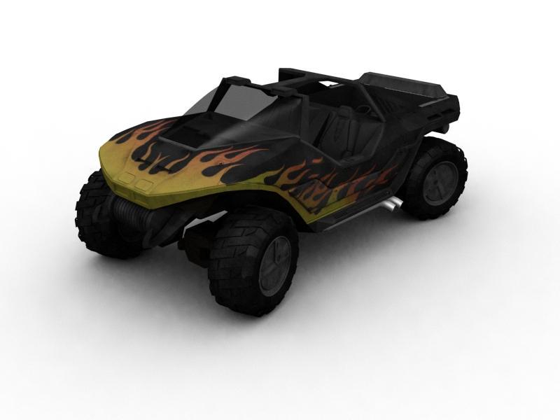 Warthog - Hotrod by todd587