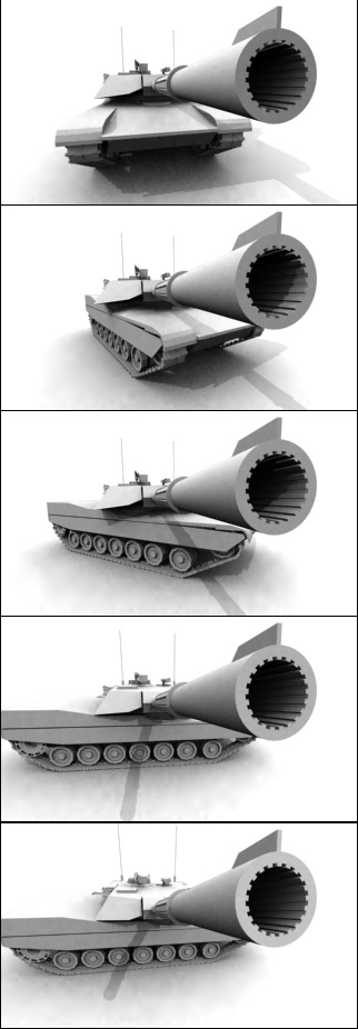 Tank Renders by todd587