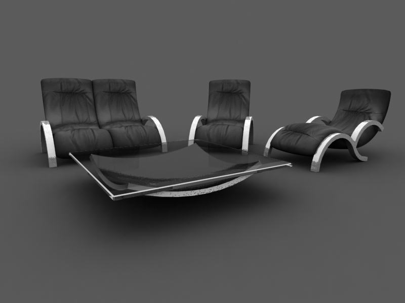More Modern Furniture