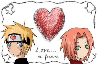 NaruSaku.LoveIsForever.