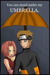 NaruSaku Umbrella